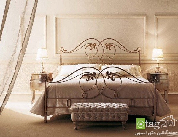 bedroom-designs-with-crown-molding-beds (3)