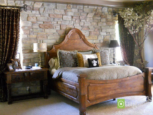 bedroom-designs-with-crown-molding-beds (4)