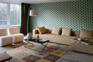 طرحهای جدید کاغذ دیواری در سبک های کلاسیک، مدرن و امروزی
