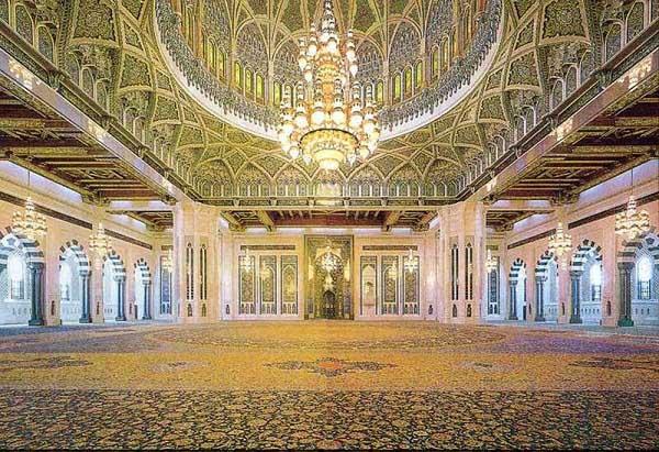 طراحی داخلی وخارجی زیباترین مساجد دنیا / معماری اسلامی