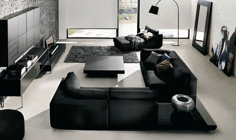 black-and-white-home-decor (5)