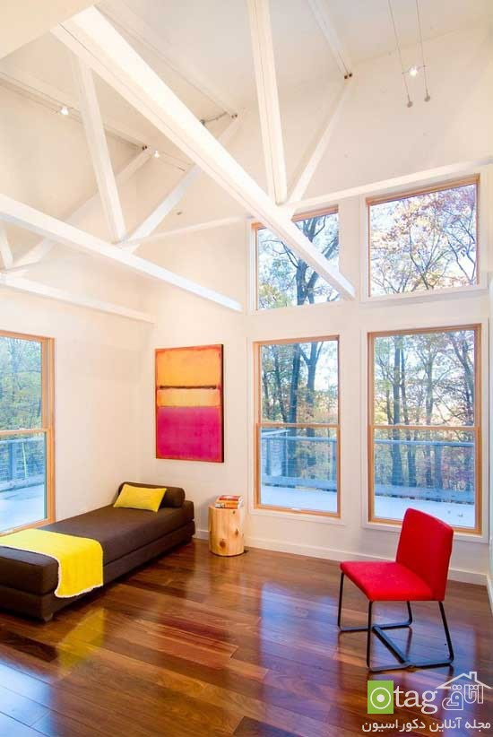 blue-white-contemporary-cabin-in-the-woods-designs (5)