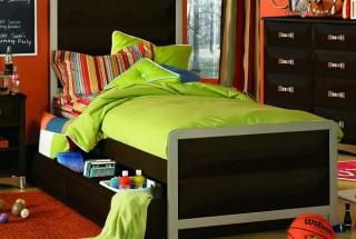 دکوراسیون اتاق خواب پسرانه / عکس از مدل طراحی و چیدمان