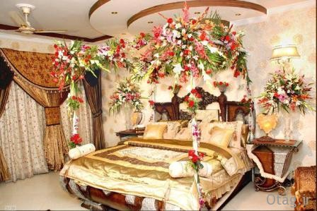 Exotic Wedding Rooms