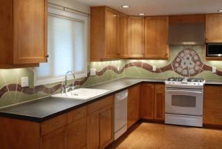 مدل سرامیک آشپزخانه در طرح و رنگ های گوناگون و منحصر بفرد