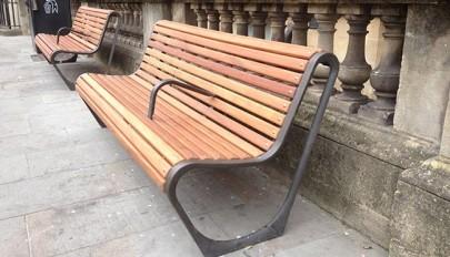 زیباترین نمونه های مبلمان شهری در مکان های عمومی و پارک ها