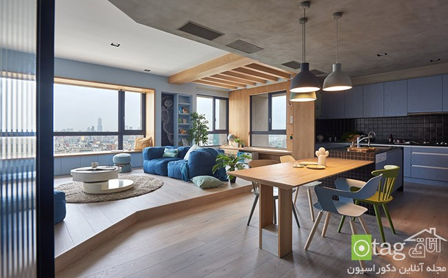 creative-apartment-decoration-for-small-family (9)