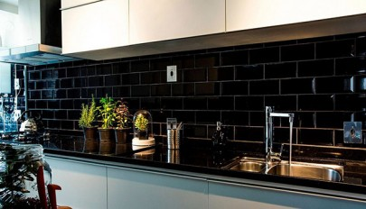 طراحی خلاقانه آپارتمان 70 متری با سیمان و بتن در دکور داخلی
