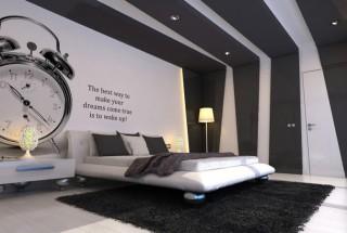 نکاتی برای طراحی اتاق خواب خلاقانه و فانتزی