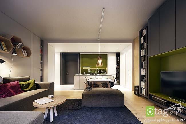 dark-lime-green-pink-interior-inspiration (10)