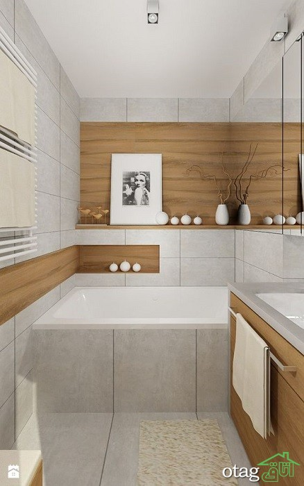 34 مدل دکوراسیون حمام بسیار زیبا و بی نظیر[در سال جدید]