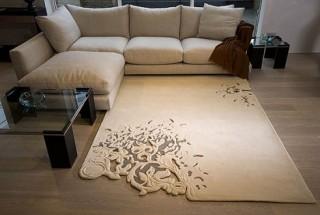 انواع مدل فرش فانتزی - طرح های فرش مدرن و قالی فانتزی