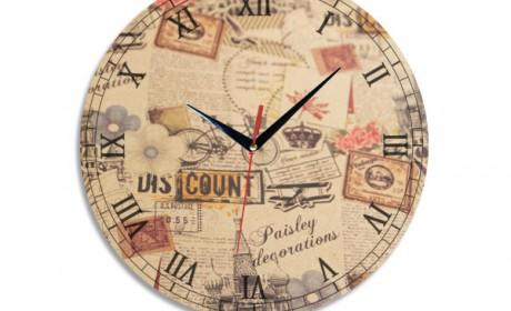 خرید ساعت دیواری مدرن و دکوراتیو گرد