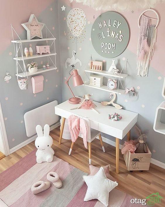 نتیجه تصویری برای نگاه مفهومی به اتاق کودک