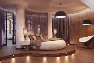 مدل اتاق خواب زیبا و شیک - طراحی داخلی اتاق های فوق العاده