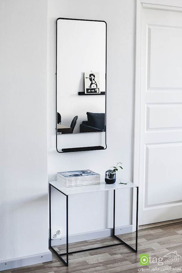 entryway-decoration-with-mirror-and-table (1)