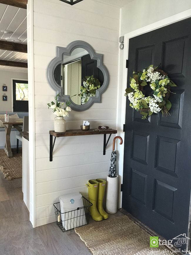 entryway-decoration-with-mirror-and-table (14)