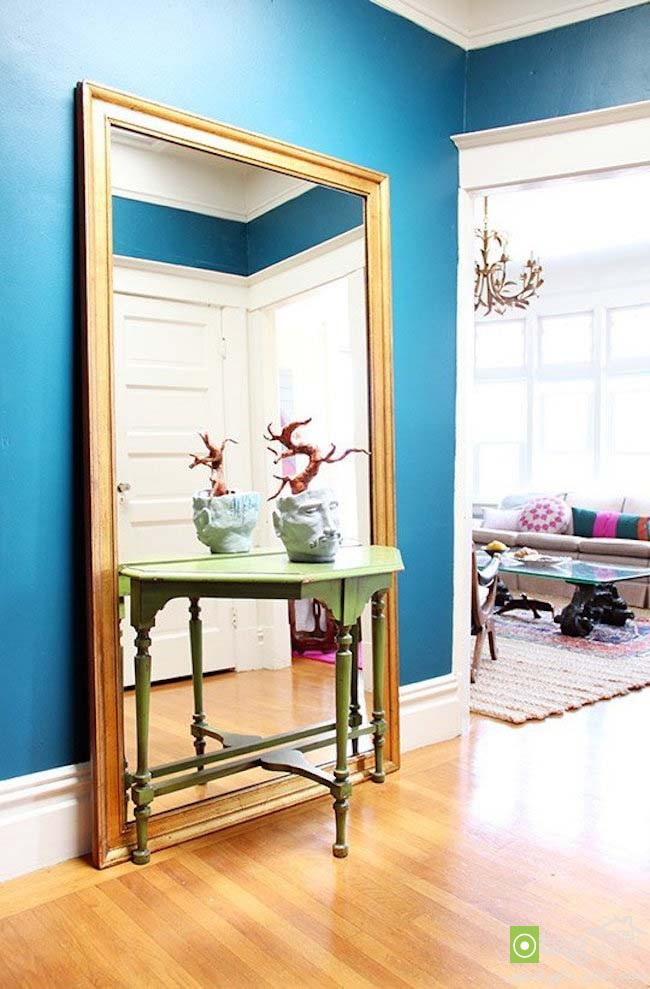 entryway-decoration-with-mirror-and-table (8)