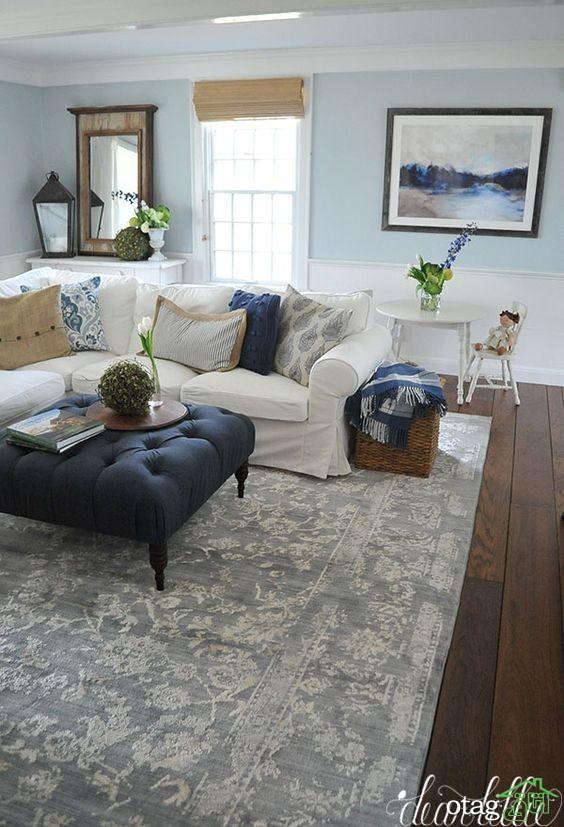 38 مدل فرش اتاق پذیرایی شیک و بی نظیر