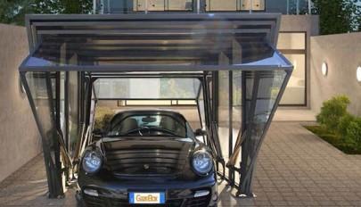 24 مدل سایبان ماشین و پارکینک متحرک سرپوشیده برای حیاط در سال 2019