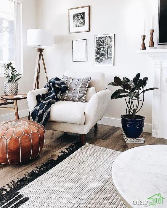 40 مدل استفاده از گیاهان در دکوراسیون منزل[شیک-مدرن-زیبا]