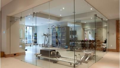 استفاده از دیوارهای شیشه ای مناسب منازل و مکان های عمومی