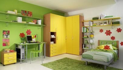 چیدمان اتاق کودک با وسایل ضروری و مورد نیاز برای رشد ذهنی