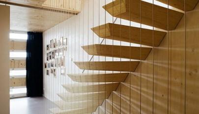 معرفی زیباترین مدل های راه پله برای دکوراسیون داخلی منزل