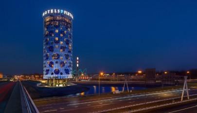بررسی دکوراسیون داخلی هتل چهار ستاره در شهر آمستردام