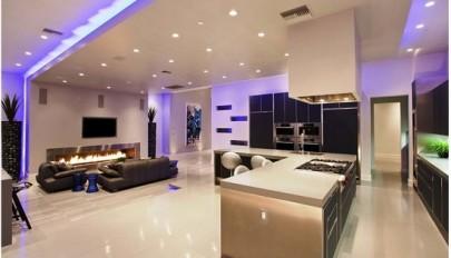 روش های جدید و منحصر بفرد برای طراحی سیستم روشنایی خانه