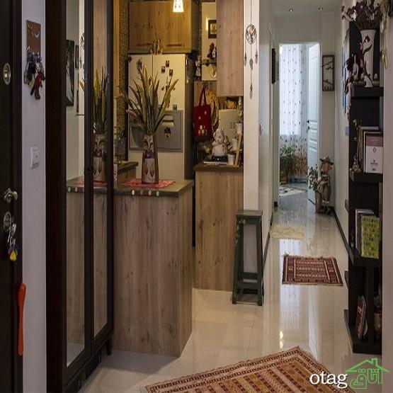 28 مدل دکوراسیون خانه ایرانی [طراحی داخلی کلاسیک و سنتی] در سال جدید