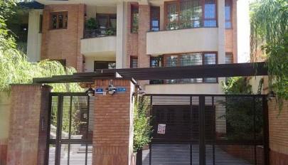 نمای ساختمان ایرانی با استفاده از مواد و مصالح به روز و جدید