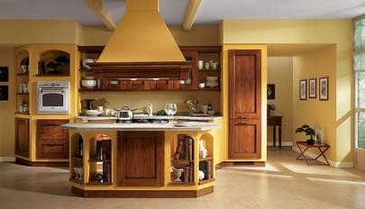 آشنایی با 14 عدد دکوراسیون آشپزخانه به سبک ایتالیایی