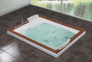 وان جکوزی مدرن و جدید مناسب دکوراسیون حمام های کوچک و بزرگ