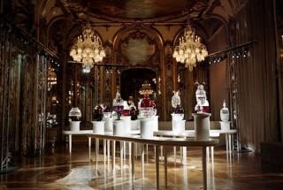 بررسی طراحی داخلی بوتیک، گالری کریستال و رستوران باکارات
