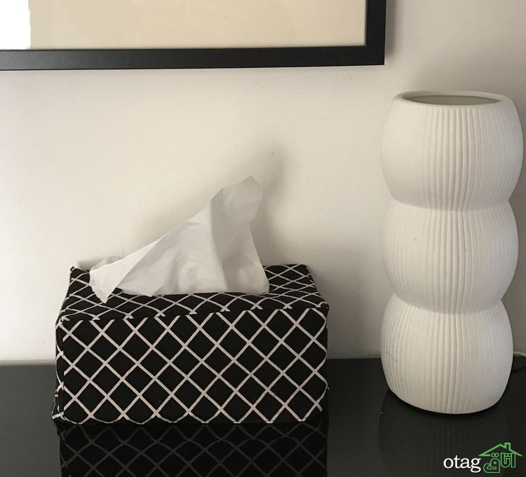 31 مدل جای دستمال کاغذی بسیار زیبا و مدرن[در سال 2019]