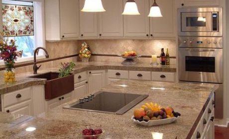 36 مدل کابینت سفید و چوبی آشپزخانه مدرن [در سال جدید]