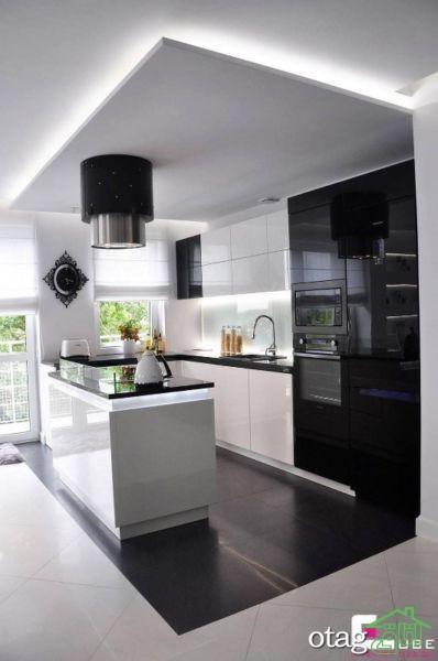 25 مدل آشپزخانه و کابینت لوکس و مدرن [در سال جدید] + عکس