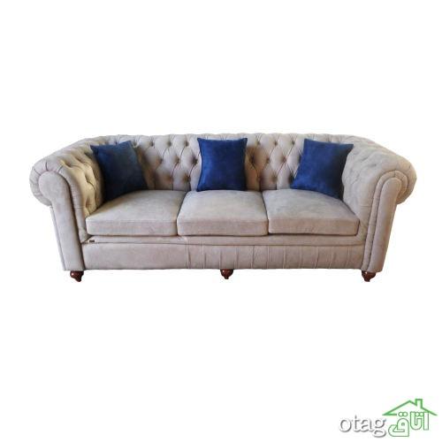 32 مدل قیمت خرید کاناپه و مبل سه نفره مدرن در بازار امروز + عکس و لینک خرید