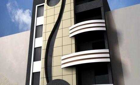 30 مدل عکس نمای کامپوزیت ساختمان ایرانی و خارجی [مدرن و فوق لوکس] 2019