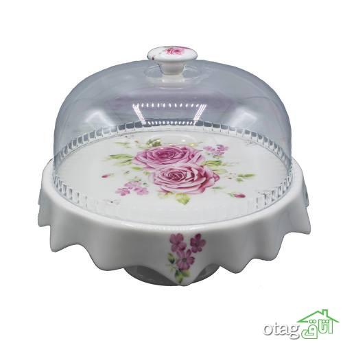 قیمت خرید 21 مدل ظرف کیک خوری مدرن و شیک + عکس و لینک خرید آنلاین