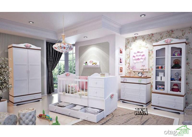 30 مدل پرفروش سرویس خواب نوزاد نوجوان