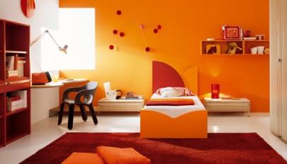دکوراسیون اتاق خواب بچه مناسب دختر و پسرهای پرانرژی