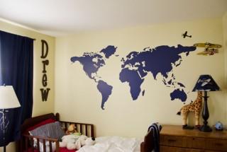 مدل اتاق بچه - عکس و طراحی دکوراسیون اتاق بچه دختر و پسر