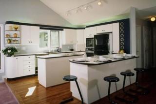 مدل دکوراسیون آشپزخانه جدید با سبک های مدرن و سنتی