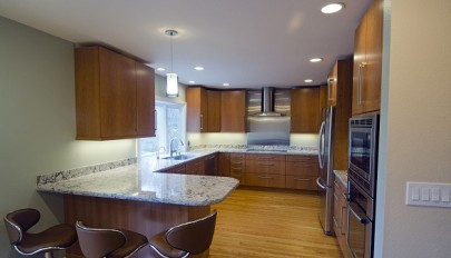 مدل های مناسب چراغ LED برای سیستم نورپردازی آشپزخانه