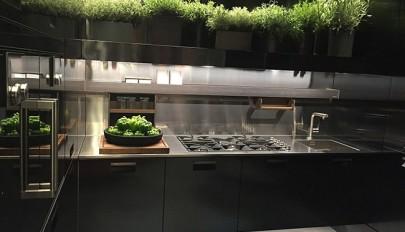 مدهای جدید طراحی آشپزخانه در نمایشگاه بین المللی دکوراسیون
