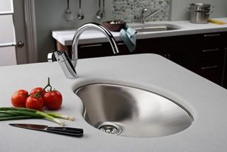 دکوراسیون سینک ظرفشویی آشپزخانه  / مدل های جدید و شیک