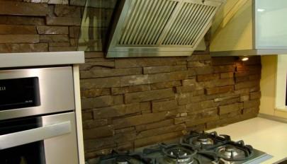 انواع عکس و مدل سنگ آنتیک آشپزخانه مدرن و شیک