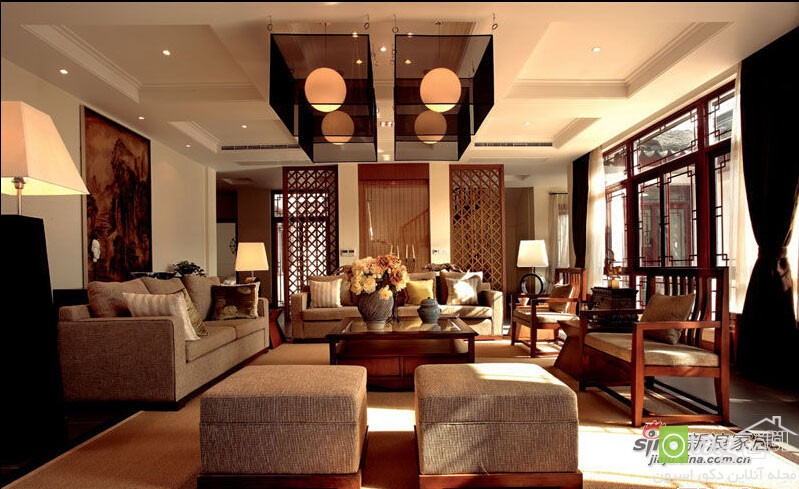 living-room-modern-chandelier-lampes-ideas-(2)